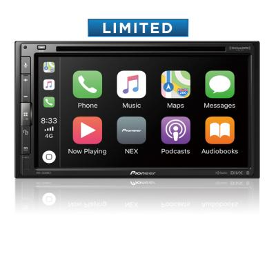 Pioneer Multimedia DVD Receiver with 6.8
