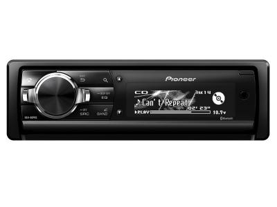 Pioneer DEH-80PRS CD Receiver with 3-Way Active Crossover Network